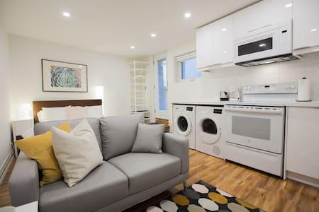 New, Bright & Modern Suite in West Queen West