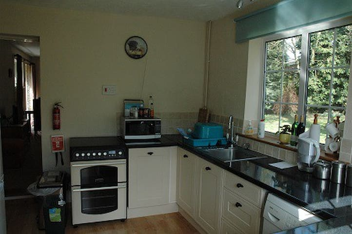 Annexe bungalow to a period house. - Stowmarket - Annat