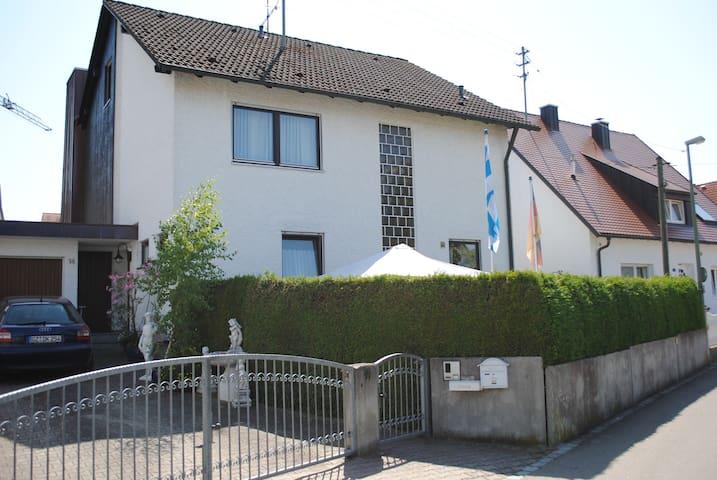 Gästehaus-Astrid - Günzburg - Other