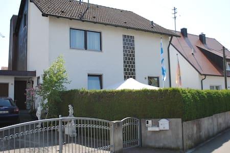 Gästehaus-Astrid - Günzburg