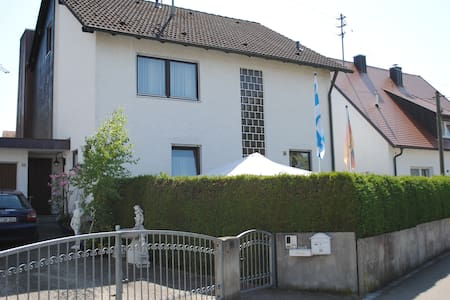 Gästehaus-Astrid - Günzburg - Άλλο
