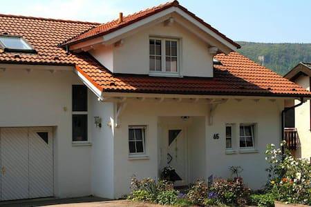 2-Zimmer-Wohnung in Aussichtslage - Bad Urach
