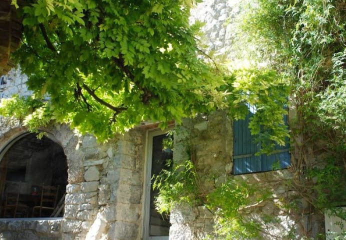 Charming house in High Provence -  Savoillan - Rumah