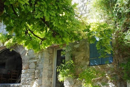 Charming house in High Provence -  Savoillan - Haus