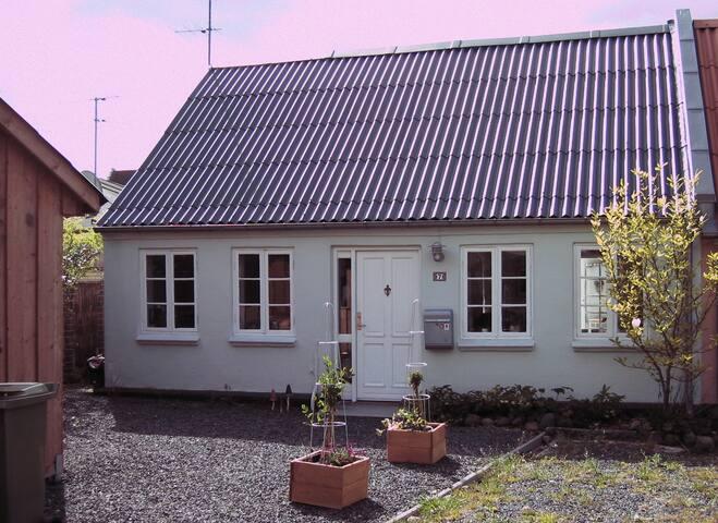 Idyllisk landsbyhus tæt på Aarhus C og Universitet