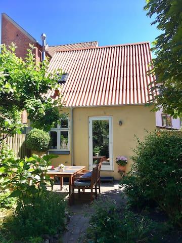 Hyggeligt byhus i Aarhus C