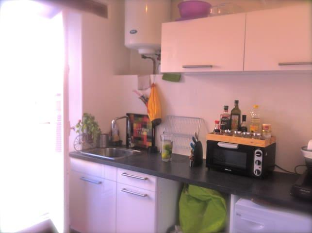 Chambre à louer chez l'habitant - Cannes - Apartamento
