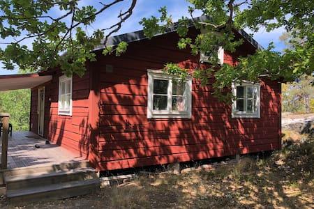 Cottage in Ornö, the Stockholm archipelago