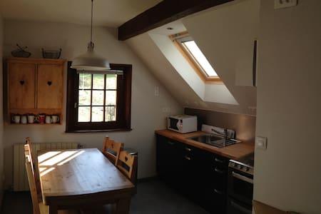 Agréable petit appartement vosgien - Vecoux