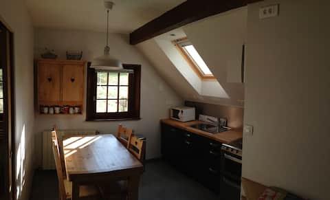 Agréable petit appartement vosgien