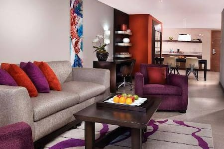 Megapolis Suite at the Hard Rock - Panama