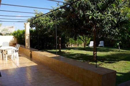 House with garden  La Vileta Palma - Sa Vileta-Son Rapinya - Ev