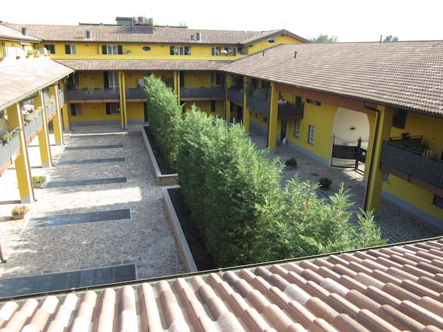 Quiet and cosy apartment near Crema - San Michele - Ripalta Cremasca