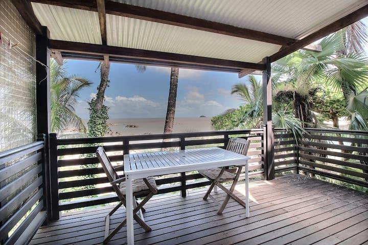 Studio face à la mer - Cayenne - Hus