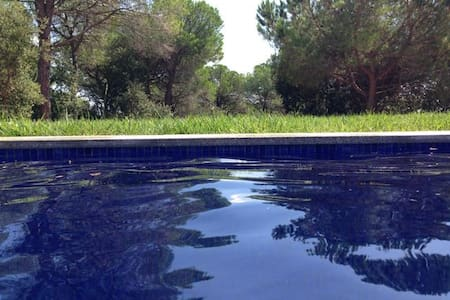 Luxury Villa with pool and views - Tordera