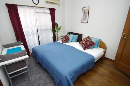New open! Only 7 min from Kyoto station with WIFI1 - Appartement