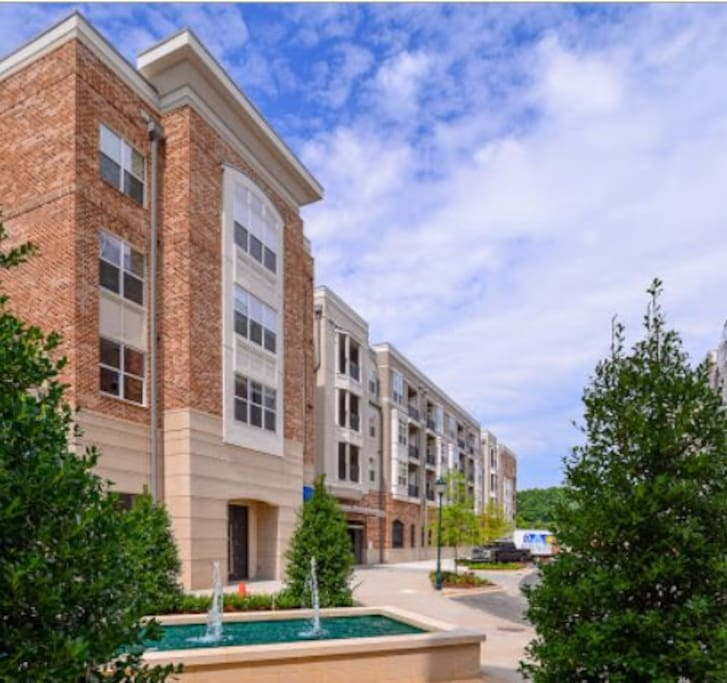 Luxury Apartments In Southpark Charlotte Nc
