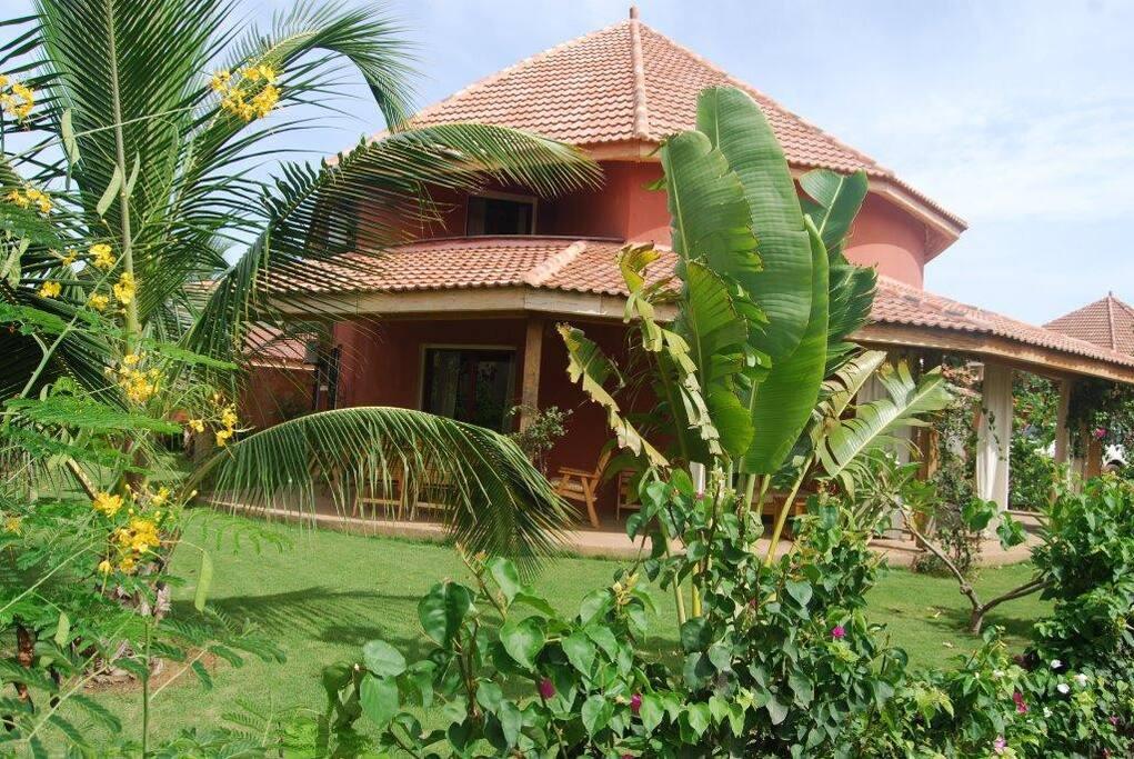 Une villa agréable dans un environnement d exception