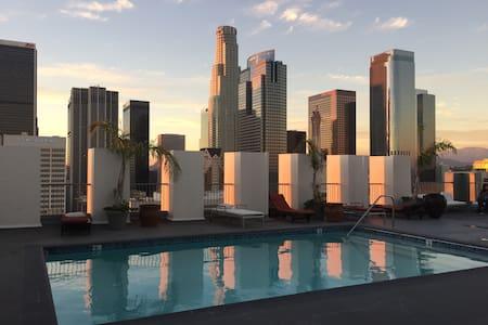HEART OF DOWNTOWN LA - Los Angeles - Loft