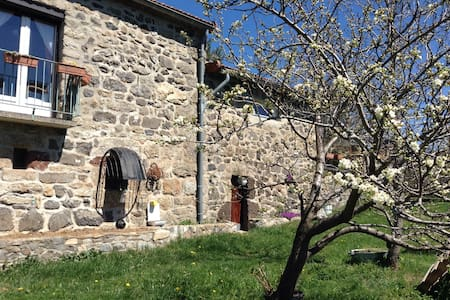 Gîte de charme en haute Ardèche - Saint-Alban-en-Montagne