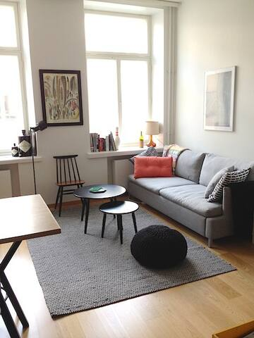 Lovely apartment in the city center - Helsinki - Daire