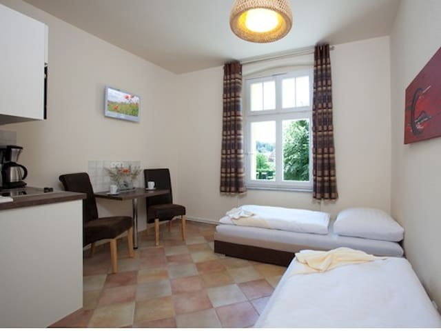 Beautiful room  (70 km to Berlin) - Chorin - Byt