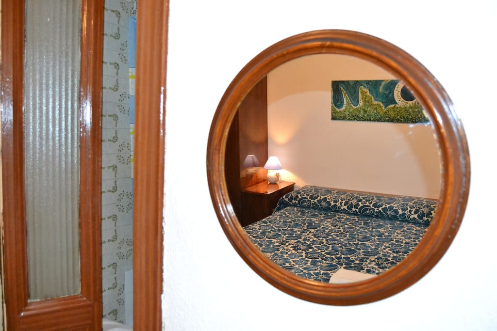Low cost shared apartment