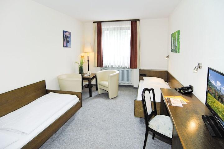 Hotel Café Schlack, (Tuttlingen), Einzelzimmer Standard