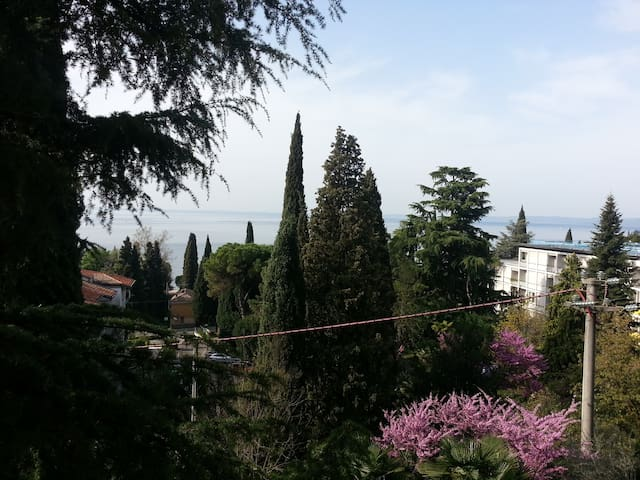 ENJOY GARDALAKE STUDIO VIEW TO THE LAKE - Garda - Leilighet