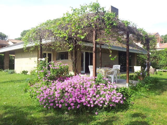 Beautiful villa with large garden - Tarquinia, loc. Marina Velca