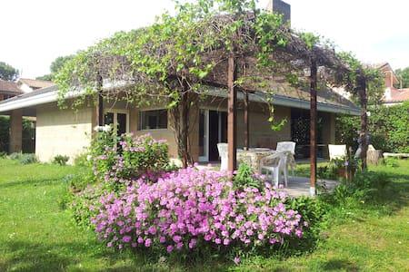 Beautiful villa with large garden - Tarquinia, loc. Marina Velca