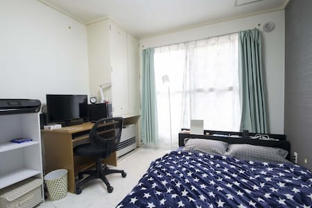 A1 Cozy 1BedroomApt nrSTA 8minTrain>Sapporo