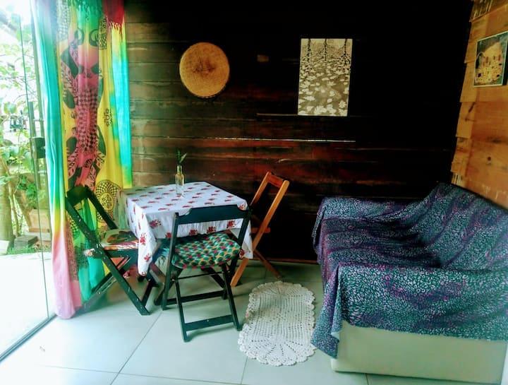 Casa Centro Aldeia Velha - Vista pra Serra Grande