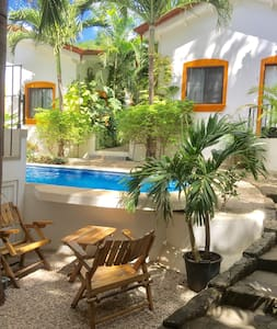 Hotel Gardenia Apartment 1 Bedroom. Swimming Pool - Tamarindo - Appartement