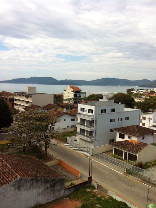 Apartamento a 180 m do mar.