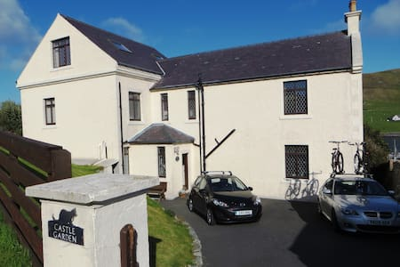 Castle Gardens, Private Double Room - Scalloway