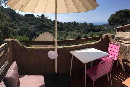 Gigaro Mas Topazz* vue mer* Pool*nahe St. Tropez*