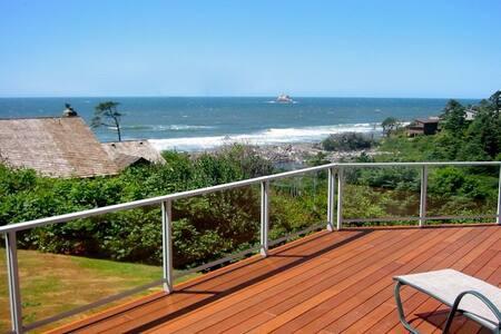 Cove Cottage Ocean View, Arch Cape  - Arch Cape