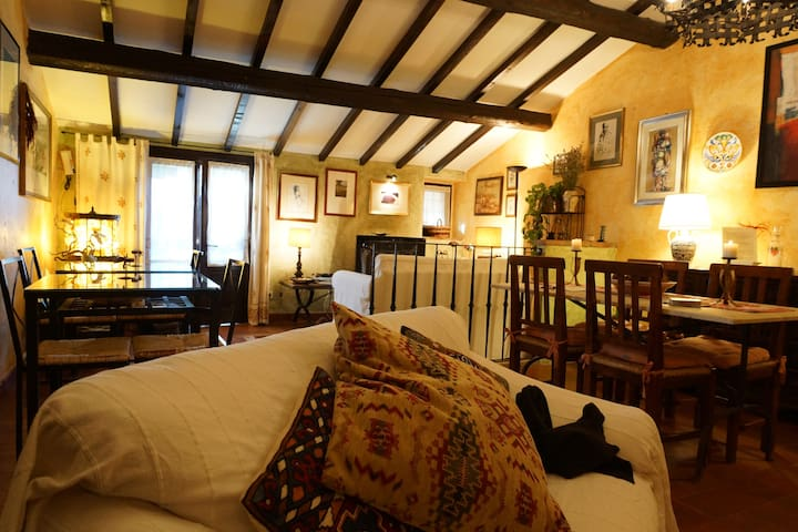 Casale in Umbria - Rossopeperoncino Apartment - Massa Martana - Appartement