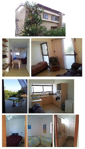 Apartments for daily rent in Galile