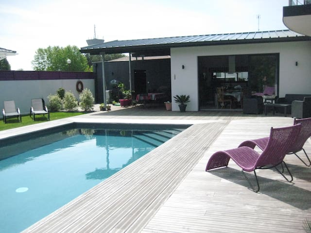 B&B Chez'O, near Beach, Hossegor/Bayonne/Biarritz - Tosse - Bed & Breakfast
