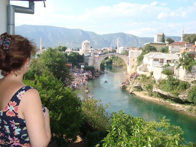 Goa Mostar - มอสตาร์ - บ้าน