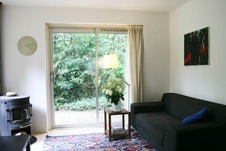 Comfortabel huisje in het bos - Zelhem - Zomerhuis/Cottage