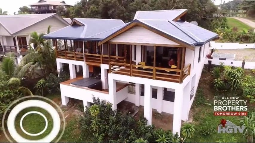Brand New Home on the Coral Coast