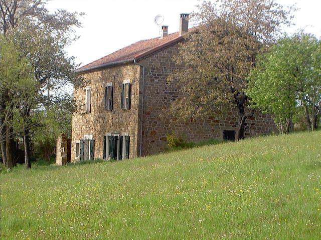 Le Besset  : Gîte côté Village - Vielprat - Casa