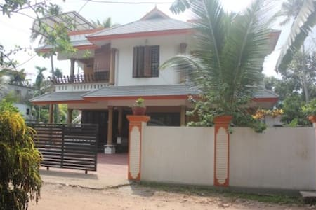 Air conditioned room with private balcony - Alappuzha