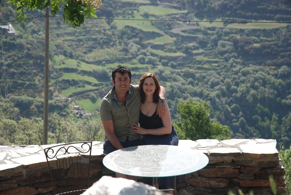 Romantic Pablito at Cortijos Rey Fini
