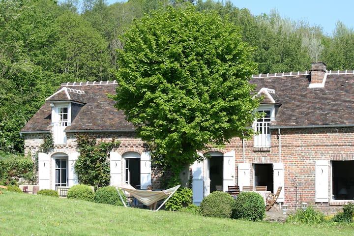 Belle maison idéal famille 1h Paris - Lachapelle-aux-Pots - Talo