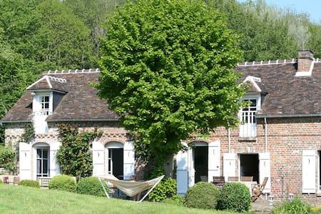 Belle maison idéal famille 1h Paris - Lachapelle-aux-Pots - Dom
