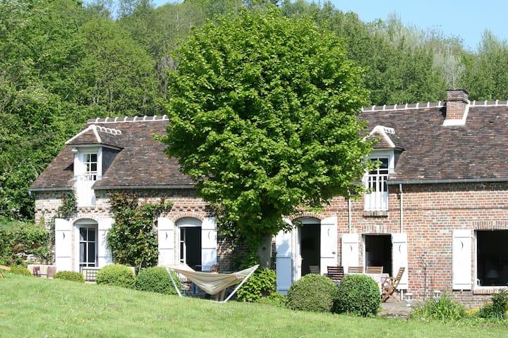Belle maison idéal famille 1h Paris